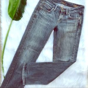 JUST IN✨SILVER Lexi BOOTCUT JEANS